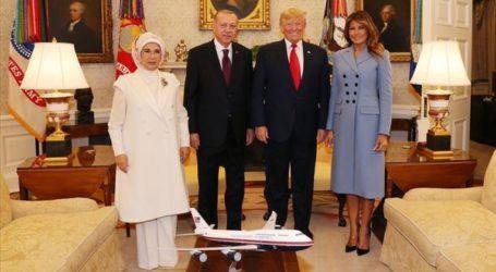 آپ کی میزبانی کرنا بہت خوش کن تھا: صدر ٹرمپ
