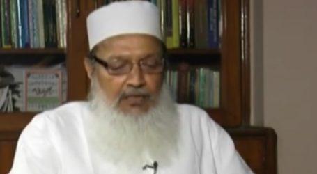 سدبھاؤنی کے عنوان پر بلائی جانے والی میٹنگ میں مولانا ولی رحمانی کا شرکت سے انکار، اجیت ڈوبھال نے فون کرکے دعوت دی تھی