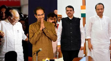 مہاراشٹرا کے 80 گھنٹے کا سیاسی ڈرامہ :رات کے اندھیرے میں فڑنویس کے وزیر اعلی بننے سے دن کے اجالے میں استعفی دینے تک کی مکمل کہانی !