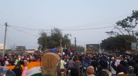 بہار کے مدھوبنی کا اونسی گاؤں بھی شاہین باغ بن گیا۔غیر معینہ مدت کے لیے احتجاج شروع