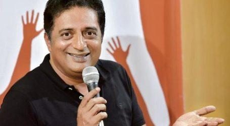 بی جے پی کے پاس گولی،بریانی اور دہشت گرد پر بات کرنے کے علاوہ کچھ نہیں ،شرم آنی چاہیے:بالی ووڈ اداکار پرکاش راج