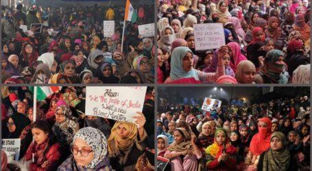 شاہین باغ خاتون مظاہرین نے پوری دنیا کو متاثر کیا
