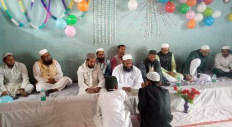 وژن انٹرنیشنل اسکول سہرسہ میں دوطالب علم کے حفظِ قرآن مکمل ہونے پر دعائیہ تقریب کا اہتمام
