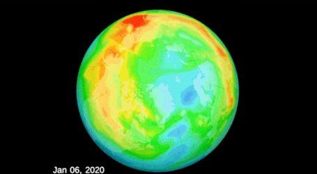 اوزون سطح میں بن گیا 10 لاکھ کلو میٹر کا سوراخ، کئی یورپی ممالک کے لئے خطرے کی گھنٹی !