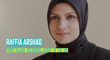 حجاب ترقی کی راہ میں کوئی رکاوٹ نہیں: نئی ڈپٹی ڈسٹرکٹ جج رفیعہ ارشد کا بیان