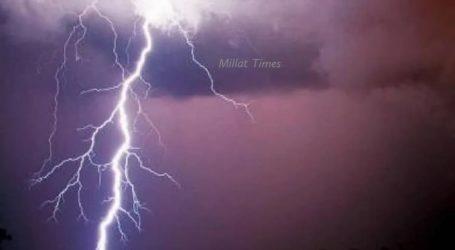 حیرت انگیز! 709 کلو میٹر طویل آسمانی بجلی نے رقم کی نئی تاریخ