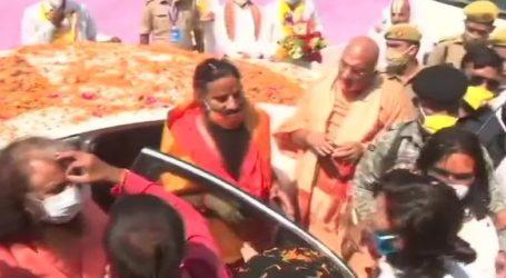 بھومی پوجن: ہنومان گڑھی میں ہے مہمانوں کے ٹھہرنے کا انتظام، بابا رام دیو بھی پہنچے