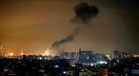 غزہ: آتش گیرغباروں کے جواب میں اسرائیلی فوج کے فضائی اور زمینی حملے