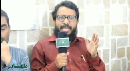 مولانا وڈاکٹر عبدالقادر شمس کی یاد میں مشاعرے کا انعقاد