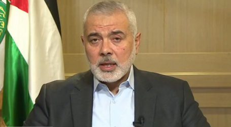 اسرائیل کے ساتھ تعلقات کا قیام مسلم امہ میں انتشار پھیلانے کی سازش ہے: اسماعیل ہانیہ