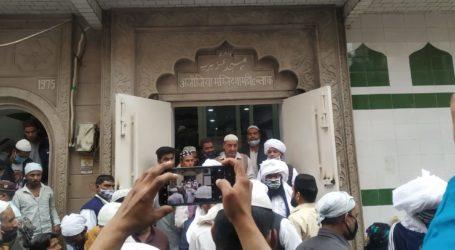 دہلی فساد کی شکار عزیزیہ مسجد گامری گاؤں دوبارہ آباد