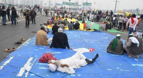 کسان تحریک: ہائی وے جام، دہلی بارڈر پر 60 میجسٹریٹ تعینات