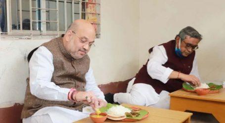 امت شاہ کی میزبانی کرنے والے 'باسودیب داس' نے کھول دی بی جے پی کی قلعی!