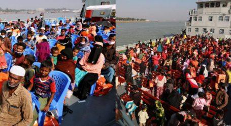 بنگلہ دیش: روہنگیا مہاجرین کی متنازعہ جزیرے پر منتقلی کا سلسلہ جاری