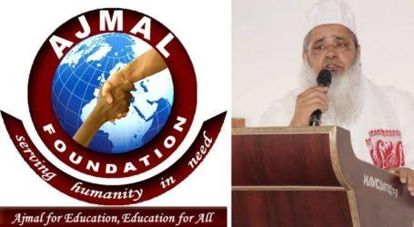 اجمل فاؤنڈیشن پر مشتبہ غیر ملکی فنڈز حاصل کرنے کا الزام، گوہاٹی میں ایف آئی آر درج، مولانا بدرالدین اجمل نے سیاسی سازش قرار دیا