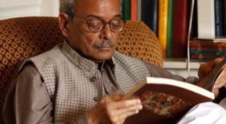 معروف شاعر اور مصنف شمس الرحمن فاروقی کا 85 سال کی عمر میں انتقال