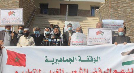 فلسطینی علماء کا مراکشی حکومت سے اسرائیل تعلقات ختم کرنے کی اپیل