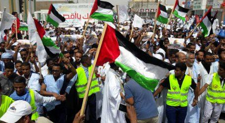 موریتانیہ میں اسرائیل کے ساتھ دوستانہ تعلقات کو ' جرم ' قرار دینے کا مطالبہ