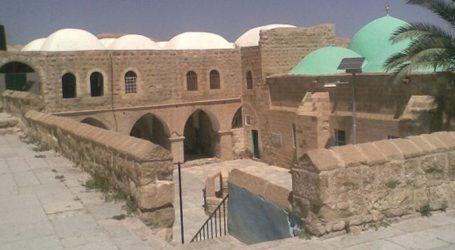 مسلح صہیونیوں نے ایک بار پھر تاریخی مسجد کے تقدس کو کیا پامال ، مذہبی جماعتوں کی شدید مذمت