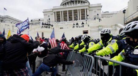 ٹرمپ کے حامیوں کا کانگریس کی عمارت پر دھاوا، واشنگٹن میں کرفیو نافذ، امریکی تاریخ کا سیاہ ترین دن: جوبائیڈن