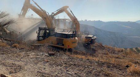 گزشتہ دو ہفتوں کے دوران اسرائیلی حکام کے ذریعے فلسطینیوں کے درجنوں املاک تباہ و برباد