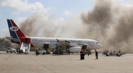 یمن کے شہر عدن کے ہوئی اڈے پر حملہ، 25 افراد ہلاک، 110 افراد زخمی