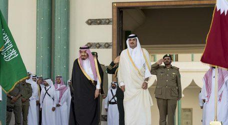 قطر اور سعودی عرب میں مصالحت پر حماس کی 'جی سی سی' قیادت کو مبارکباد