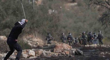 پر امن ریلی پر اسرائیلی فوج کا وحشیانہ تشدد، 18 فلسطینی زخمی