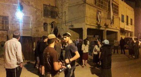 غرب اردن: صہیونی فوج کی شہ پر یہودی بلوائیوں کے دھاوے کو فلسطینیوں نے ناکام بنا دیا