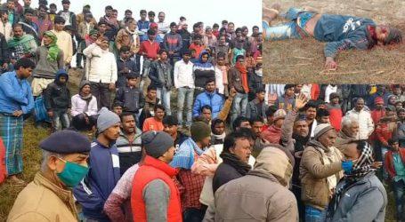 سیتامڑھی میں ۱۸ سالہ مسلم لڑکے کا بہیمانہ قتل، 4 افراد گرفتار