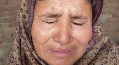 بجنور: 'لو جہاد' کے نام پر جیل بھیجے گئے ثاقب کی والدہ کا رو رو کر برا حال، وکیل کرنے کے پیسے بھی نہیں!