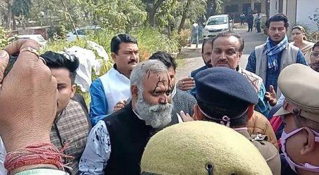 دہلی کے سابق وزیرقانون سومناتھ بھارتی کو بھیجا گیا جیل