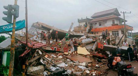 انڈونیشیا: سلاویسی جزیرے پر زلزلے سے زبردست تباہی، 34 افراد اب تک جاں بحق، 600 سے زائد شدید زخمی، 200 کی حالت نازک