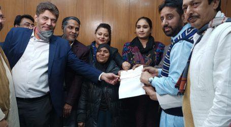امانت اللہ خان نے جاری کیں وقف بورڈ میں رکی ہوئی تنخواہیں