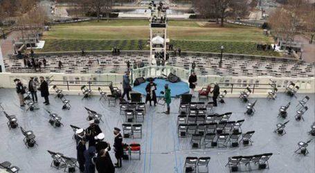 واشنگٹن میں سیکیورٹی الرٹ جاری، جوبائیڈن کی تقریب حلف برداری کی تیاریاں معطل