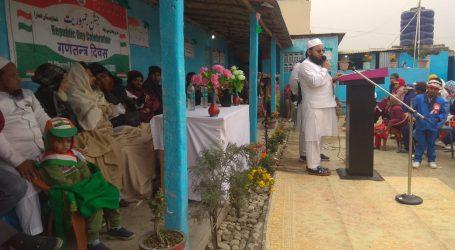 الغزالی میں جشنِ جمہوریہ کے موقع پر انگلش کورس مکمل کرنے والے طلباء کو سند سے نوازا گیا