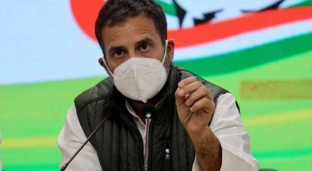 زرعی قوانین کے نقصان- منڈی ختم، صنعت کاروں کو فروغ، عدالت کا راستہ کسانوں کے لئے بند: راہل گاندھی