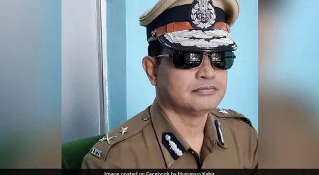 بنگال: 'گولی مارو ' نعرے پر بی جے پی کارکنان کو گرفتار کرنے والے افسر ہمایوں کبیر کا استعفیٰ