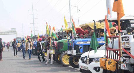 'دہلی میں کسانوں کی ٹریکٹر پریڈ کے دوران پیش آئے واقعات بی جے پی کی سازش'