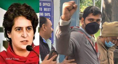 صحافیوں کو جتنا دباؤگے، ظلم و ستم کے خلاف اتنی ہی زیادہ آوازیں اٹھیں گی: پرینکا گاندھی