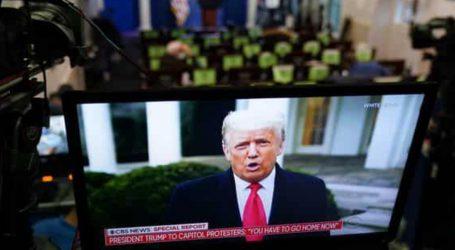 امریکہ میں تشدد: اشتعال انگیز پوسٹ کرنے پر صدر ٹرمپ کو سزا ، فیس بک، ٹوئٹر، انسٹاگرام کے کھاتے معطل
