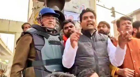 ٹریکٹر ریلی میں تشدد کے بعد بی جے پی لیڈر کپل مشرا نے 'ترنگا یاترا' نکالنے کا کیا اعلان
