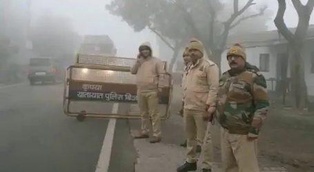 بجنور ایس پی کی دھمکی 'اگر کوئی ٹریکٹر یا گاڑی سے دہلی بارڈر جاتے ہوئے نظر آیا تو کارروائی ہوگی!'