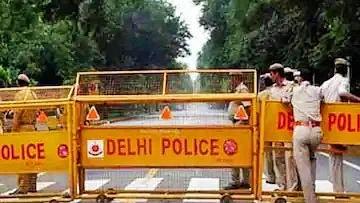 نئی دہلی میں واقعہ اسرائیلی سفارت خانہ کے نزدیک دھماکہ، کئی کاریں تباہ