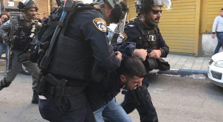 بیت المقدس میں اسرائیلی فوج کا تشدد، متعدد فلسطینی زخمی اور گرفتار