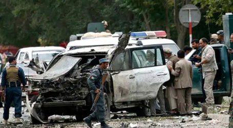 افغانستان میں پولیس پر 3 کار بم دھماکوں میں کمانڈر سمیت 5 اہلکار ہلاک