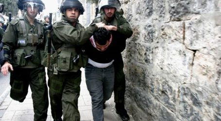 تلاشی کے نام پر مقبوضہ بیت المقدس سے فلسطینی شہریوں کو گرفتار کر رہی صہیونی فوج