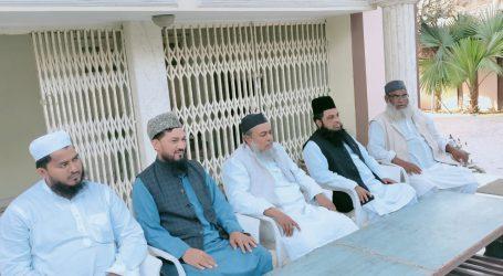 آل انڈیا ملی کونسل کے وفد کا ٹھوکری چک، بیگوسرائے میں شاندار استقبال مسلمانوں میں صد فیصد تعلیم کے لیے ضروری ہے کہ ان کی آبادیوں میں تعلیمی اداروں کا جال بچھا دیا جائے: مولانا انیس الرحمن قاسمی