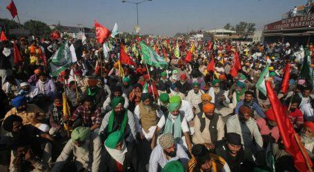 کسانوں کی 'ریل روکو مہم' 18 فروری کو، تیاریاں زوروں پر