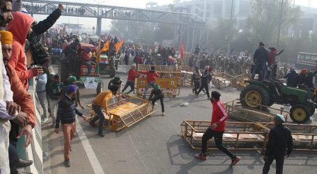 26 جنوری کو ٹریکٹر ریلی کے دوران ہوئے تشدد کے بعد حراست میں لئے گئے کسانوں کی رہائی کی مانگ خارج